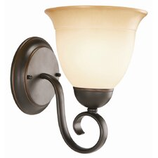 Cameron 1 Light Vanity Light