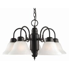 Millbridge 5 Light Chandelier