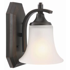 <strong>Design House</strong> Juneau 1 Light Wall Sconce