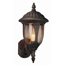 Stratford 1 Light Outdoor Uplight Wall Lantern