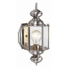 Augusta 1 Light Outdoor Wall Lantern