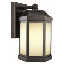 <strong>Design House</strong> Bennett 1 Light Outdoor Downlight Wall Lantern