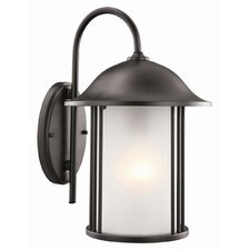 Hannover 1 Light Outdoor Downlight Wall Lantern