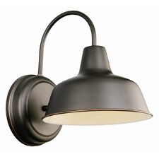 Mason 1 Light Outdoor Wall Sconce