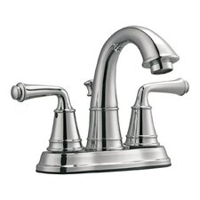 Eden Double Handle Bathroom Faucet