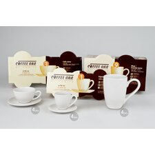 Barista Espresso Cup Set (Set of 4)