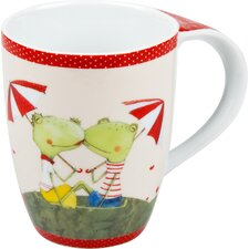 11 oz. Frog Couple Mug (Set of 4)