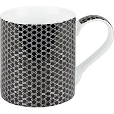 12 oz. Mesh High Tech Mug (Set of 4)