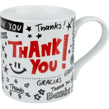 12 oz. Thank You Mug (Set of 4)