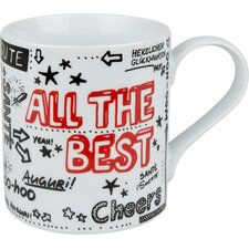 12 oz. All the Best Mug (Set of 4)