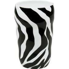 11 oz. Zebra Double Walled Grip Mug (Set of 2)