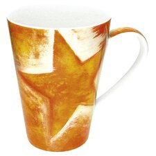 Holiday Big Star Mug (Set of 4)