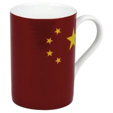 China Flag Mug (Set of 4)