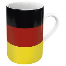 <strong>Konitz</strong> Germany Flag Mug (Set of 4)