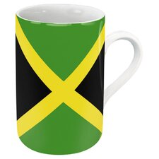 Jamaica Flag Mug (Set of 4)