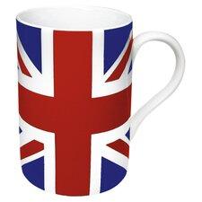 Union Jack Flag Mug (Set of 4)