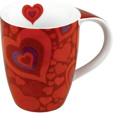 <strong>Konitz</strong> Gift for All Occassions Hearts Mug (Set of 4)