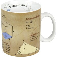 Gift for All Occassions Math Mug (Set of 4)