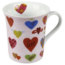 I Love You Scratch Off 12 oz. Mug
