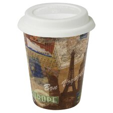 <strong>Konitz</strong> Travel Bon Voyage! Mug (Set of 2)