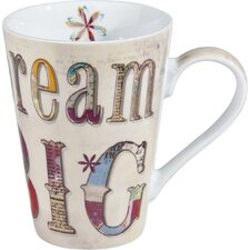 Dream Big 13 oz. Mug (Set of 2)