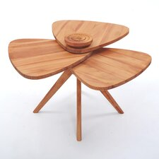Petal End Table