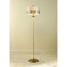 Modern Oval 1 Light Floor Lamp