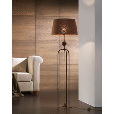 Contemporary Triplex 1 Light Floor Lamp
