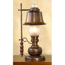 "Rustik Rustica 18.9"" H 1 Light Table Lamp"