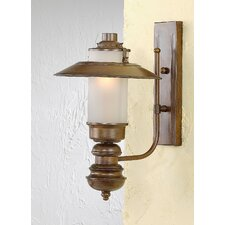 Rustik Candeia 1 Light Wall Sconce