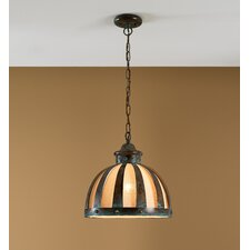 <strong>Lustrarte Lighting</strong> Rustik Armada 1 Light Pendant