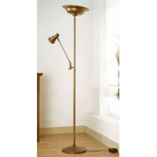 Rustik Spot 2 Light Floor Lamp