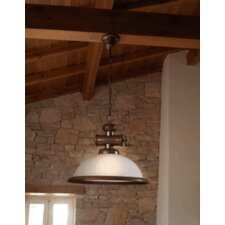 Rustik Coffee 1 Light Pendant