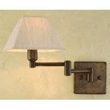 <strong>Lustrarte Lighting</strong> Modern Macau 1 Light Wall Sconce