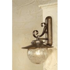 <strong>Lustrarte Lighting</strong> Rustik Aranha 1 Light Wall Sconce