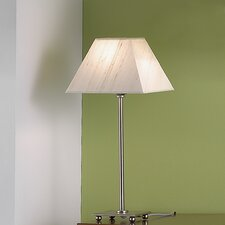 <strong>Lustrarte Lighting</strong> Contemporary Square 1 Light Table Lamp