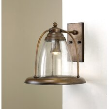 <strong>Lustrarte Lighting</strong> Sino 1 Light Outdoor Wall Lantern