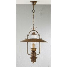 <strong>Lustrarte Lighting</strong> Rustik Candeia 1 Light Pendant