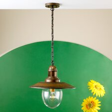 <strong>Lustrarte Lighting</strong> Nautik 1 Light Outdoor Pendant