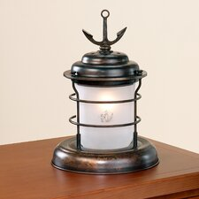 Nautic Caravela 1 Light Small Table Lamp