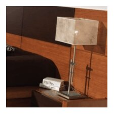 "Contemporary 26.75"" H Table Lamp with Square Shade"