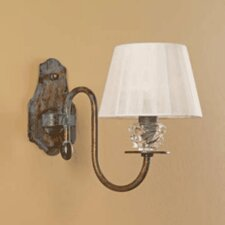 Classic Class 1 Light Wall Sconce