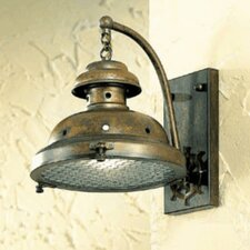 Nautic Escotilha 1 Light Wall Sconce