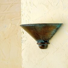 Rustik American Coop 1 Light Wall Sconce