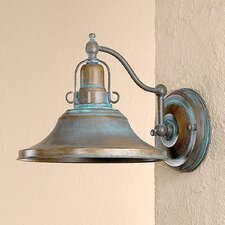 <strong>Lustrarte Lighting</strong> Rustik Charleston 1 Light Wall Sconce