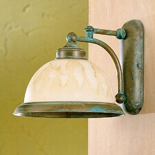 Rustik Marble 1 Light Wall Sconce