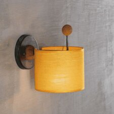 Contemporary Cork 1 Light Wall Sconce
