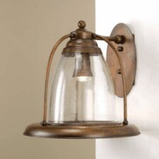 Rustik Sino 1 Light Wall Sconce