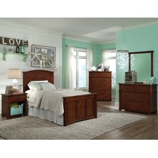 <strong>Bolton Furniture</strong> Woodridge Twin Panel Bedroom Collection