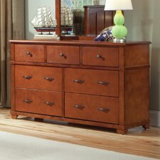 <strong>Bolton Furniture</strong> Woodridge 7 Drawer Dresser